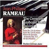 Rameau - Complete Keyboard Works Vol 1, , Very Good CD