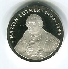 DDR 20 Mark Martin Luther 1983  PP (M4610)