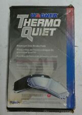 NEW WAGNER THERMO QUIET BRAKE PADS QC560 / D560 FITS VEHICLES ON CHART