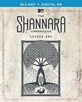 Shannara Chronicles: Season One - 2 DISC SET (2016, Blu-ray New)