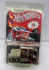 Hot Wheels Red Line Club 1/64 diecast truck thunder roller 2004 G7202