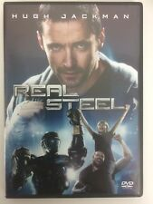 Real Steel dvd