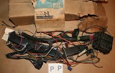 OE 1968 Pontiac Tempest Instrument Panel Harness Assembly ~ GM Part # 6293080