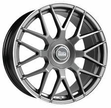 4 MAM GT1 19 Zoll Felgen 5 112 45 Grau Mercedes Audi Volkswagen AMG Seat Skoda