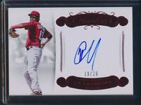 2018 Panini Flawless JP CRAWFORD Autograph Auto Signed RC Phillies 19/20