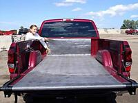 LoadHandler LH2000 Pick Up Truck Tail Gate Mounted Flat Bed Bulk Unloader
