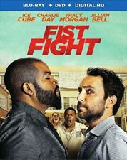 Fist Fight : Comedy Movie Blu-Ray + DVD + Digital HD (2-Disc Set) W/ Slipcover
