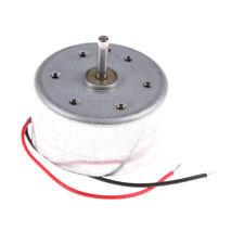 1.5V 3V 5V 6V 6600RPM Micro RF-300C Solar Power Motor Small Round Toy Motor RA