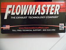 "Flowmaster Super 44 Series Muffler 2.5"" Offset Inlet 2.5"" Offset Outlet"