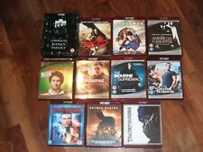 HD-DVD Job Lot; The Matrix Trilogy, Bourne Trilogy; Blade Runner; Transformers &