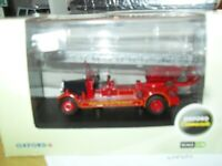 Oxford Commercials Leyland TLM Fire Engine South Australia  Diecast 1:76 New.