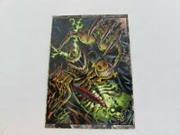 1997 Wizard Chaos Comics Evil Ernie Destroyer Promo Card Single Base Card