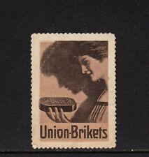 403823/ Reklamemarke - UNION Brikets