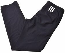 ADIDAS Mens Trousers W32 L32 Black Polyester  T005
