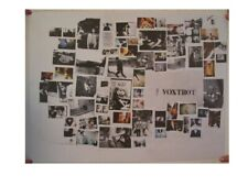 Voxtrot Poster Vox Trot Photo Collage Pictures
