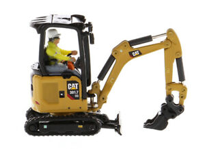 1/50 Diecast 301.7 CR Next Generation Mini Hydraulic Excavator 85597 Vehicle Toy