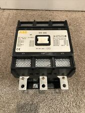 Abb Eh550 600 Volt 600 Amp Contactor 24 Volt Coil Clean Contacts Tested Works
