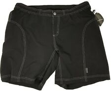 Shebeest Breezer Baggy Cycling Bicycle Shorts Womens XL Mountain Bike Liner NWT