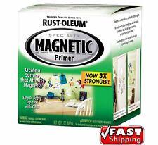 RUSTOLEUM Rust-Oleum Magnetic Primer Paint That Attracts Magnets 020066193652