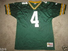 Brett Favre #4 Green Bay Packers Wilson NFL Jersey XL 50 vintage