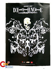 Death Note  Ryuk  Wall Scroll GE9933 Japan Anime Fabric Silk Poster-Licensed