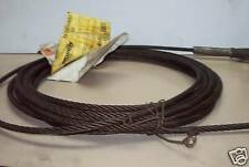 Morris 9308H90F1 Hoist Hoisting Cable Rope New