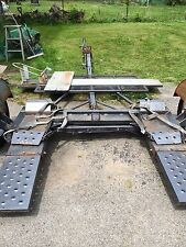 Car & BIKE MOTRCYCLE Tow Dolly  & Cycle ramps CUSTOM MADE HEAVY DUTY