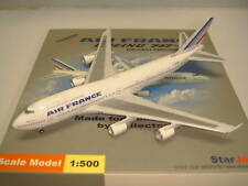 """StarJets Star Jets 500 Air France B747-400 """"1990s color"""" 1:500"""