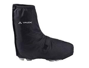 Vaude Regen Überschuhe, Regenüberschuhe Bike Gaiter Short  Gr: 44 - 46  schwarz