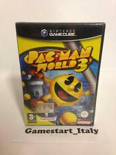 PAC-MAN WORLD 3 NINTENDO GAMECUBE - NUOVO SIGILLATO NEW SEALED PAL GAME CUBE