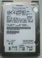 """40GB IDE ATA  PATA 2.5"""" LAPTOP HARD DISK DRIVE HDD"""