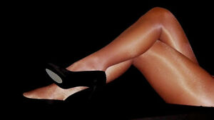 PEAVEY SHINY TIGHTS 40 DENIER GLOSSY PIC SIZE & COLOR Sexy Pantyhose Shimmery