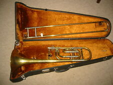 """schöne Quartventilposaune Posaune trombone""""Lidl Brno"""""""