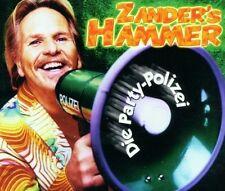 Frank Zander Zander's Hammer-Die Party-Polizei (2001) [Maxi-CD]