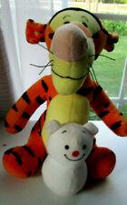 11 Inch Plush Tigger Sega Disney Stuffed Animal Prize Redemption