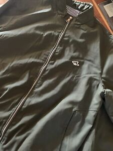le shark Harrington Jacket Medium Green