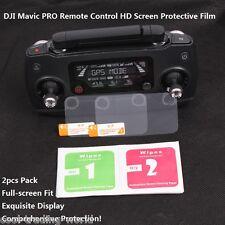 2x HD Full-screen Fit Protective Screen film for DJI Mavic Pro Romote controller