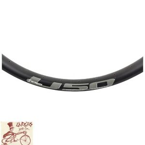 "WEINMANN U50 DISC 32H---27.5""  BLACK BICYCLE RIM"