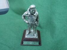 ROYAL HAMPSHIRE PEWTER FIGURE THE ROYAL ARMOURED CORPS 1944