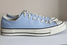"Converse Chuck 70 All Star Low Ox Shoes, 12 ""Chill Blue"""