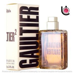 """JEAN PAUL GAULTIER """" JPG Gaultier 2 """" Eau de Parfum Vapo ml. 40 * VINTAGE e RARO"""