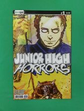 Junior High Horrors #1 Potchak Michael Myers Variant Cover Keenspot 2018