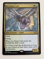 1x ICE-FANG COATL Modern Horizons MTG MH1 NM/MT EDH Commander Pack to Sleeve
