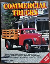 COMMERCIAL TRUCKS by DONALD F. WOOD PB
