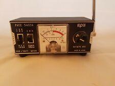 PACE 5403A SWR Watt Meter Made in Japan