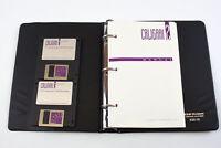 Commodore Amiga: Caligari V2 3D Modeling & Rendering - Octree 1991, w/ Manual