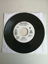 "MADONNA - MUSIC - 7"" NO COVER PRINTED IN USA - NEW"