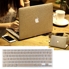 """Matte Hard Case Cover Shell + Keyboard Skin for Macbook Air 13"""" A1369 A1466"""