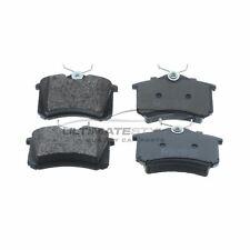 Bosch Brakes 2001-12 307 Rear Brake Pads for CITROEN C4 Mk 1 PEUGEOT 207