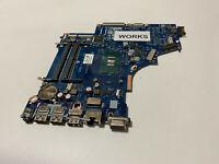 HP 250 G6 WORKING MOTHERBOARD INTEL i7-7500U LA-E801P 926246-601